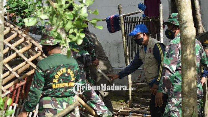 Angin Puting Beliung Rusak 36 Rumah di Banyuwangi, Wabup Tinjau Langsung Lokasi