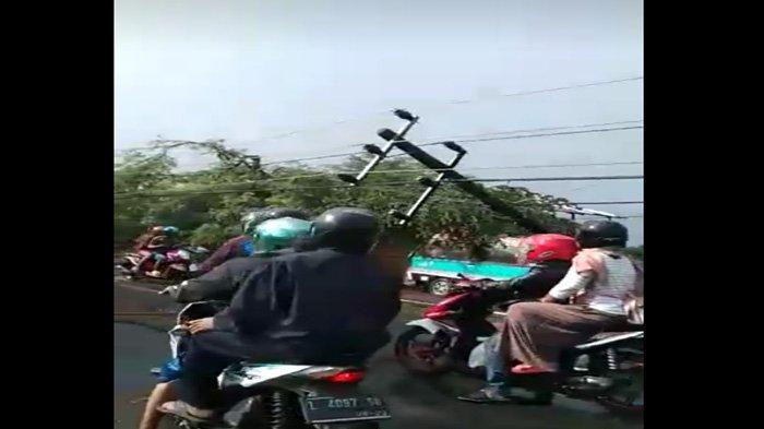 3 Hari ke Depan Hujan Lebat dan Angin Puting Beliung Akan Terjang Jatim, Inilah Prakiraan Cuaca BMKG