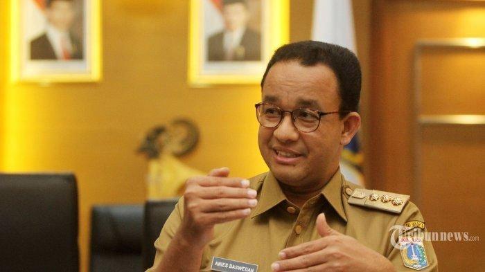 Ada Unjuk Rasa di Gedung KPUdan Bawaslu RI,Anies Baswedan Minta Warga Jakarta Tidak Menonton