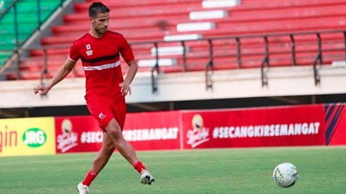 Laga Madura United Vs Barito Putera di Bangkalan jadi Pertaruhan Bagi Jaimerson Xavier & Ante Bakmaz