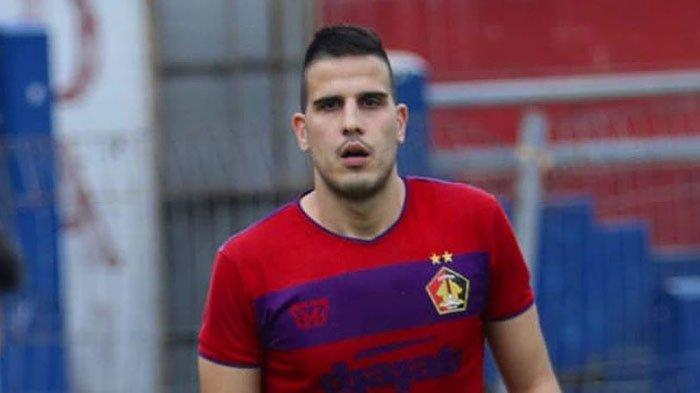 Pemain Asing Persik Kediri Ante Bakmaz Ternyata Punya Bakat Terpendam,Tak hanya Jago Bermain Bola