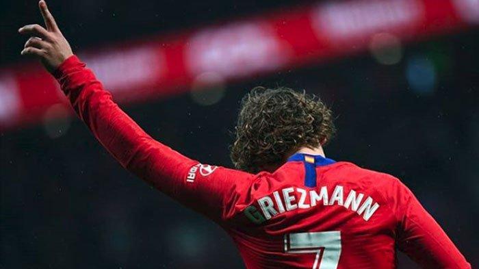 Klausul Gaji di Barcelona Goyahkan Antoine Griezmann dari Atletico Madrid, Selangkah Lagi Deal