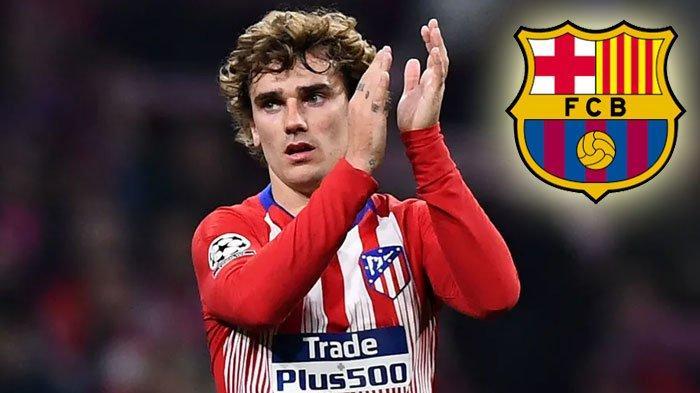 Janji Manis Antoine Griezmann Gabung Barcelona, Ingin Raih Juara Liga Spanyol Hingga Liga Champions