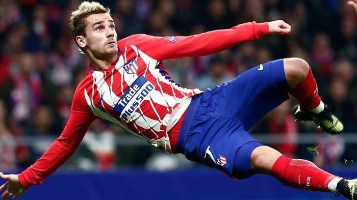 Legenda Timnas Perancis Imbau Griezmann Pindah ke Barcelona, Daripada Menderita di Atletico Madrid