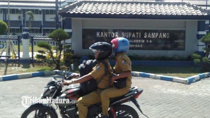 Pencairan Gaji ASN di Sampang Terlambat, Aplikasi yang Tak Bisa Diakses Sebabnya, ini yang Dilakukan
