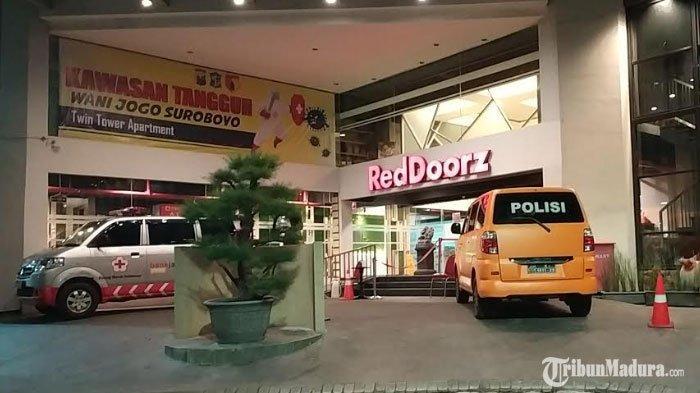 Mayat Wanita Ditemukan di Kamar Sebuah Apartemen di Surabaya, Polisi Lakukan Identifikasi Korban