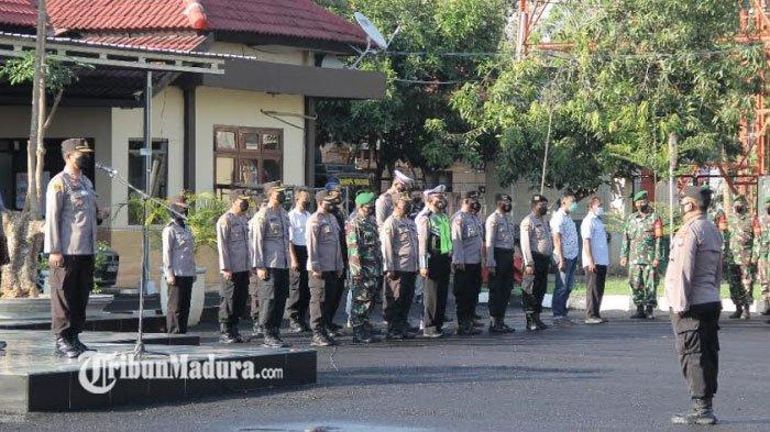 Lonjakan Kasus Covid-19 di Bangkalan Berdampak untuk Sampang, Petugas Optimalkan Kegiatan Pencegahan