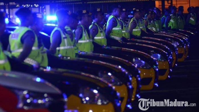 Polrestabes Surabaya Siap AmankanNatal dan Tahun Baru, Sebarkan Personel ke Sejumlah Tempat Vital
