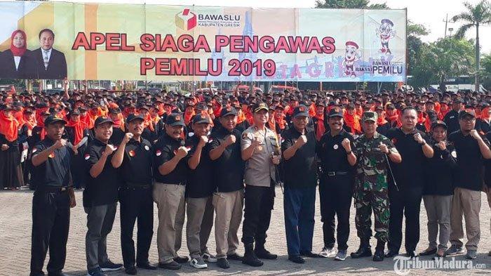 Bawaslu Gresik Imbau Pengawas TPS untuk Tidak Mudah Terbawa Berita Hoaks Jelang Pemilu 2019