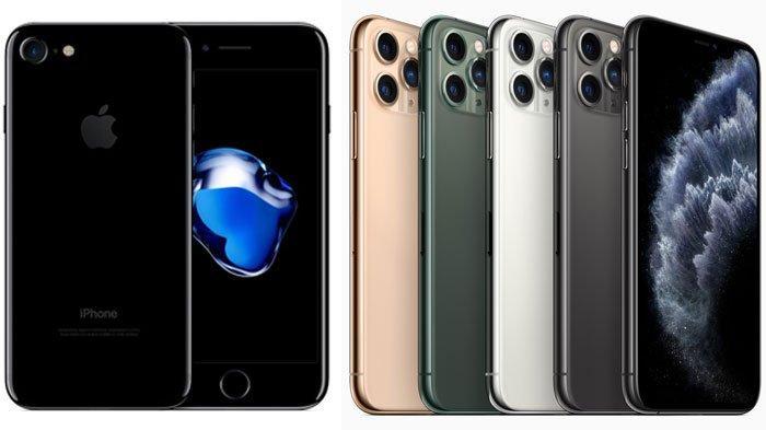 Terbaru, Harga iPhone pada Mei 2020, Mulai dari iPhone 7, iPhone X, iPhone 11 Hingga iPhone SE