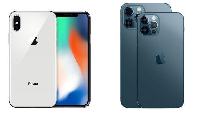 Cek Spesifikasi dan Harga iPhone pada Juli 2021, Mulai iPhone X, iPhone 11 Hingga iPhone 12