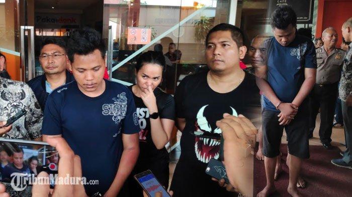 Pabrik Narkoba Digerebek di Surabaya, Hasilkan Ganja Sintetis, Sasar Anak Muda dan Menengah Ke atas