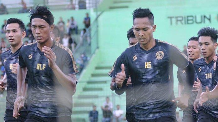 Jadwal Latihan Arema FC Kembali Ditunda, Tim Dijadwal Berlatih setelah Hari Raya Idul Fitri
