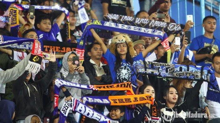 Arti Mendalam LagaArema FCVs Persija Jakarta BagiAremania dan Jakmania, Bukan Pertandingan Biasa