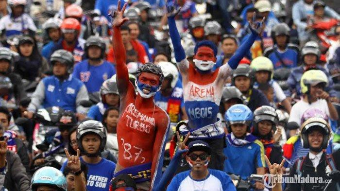 Wali Kota Malang ImbauAremania AremanitaTak Konvoi di Jalan Raya saat PeringatiHUT Arema ke-33