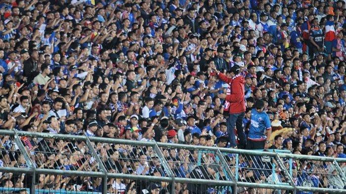 Pasukan Khusus Anti-Copet Bakal Disiagakan di Stadion Kanjuruhan saatLaga Arema FC pada Liga 1 2020
