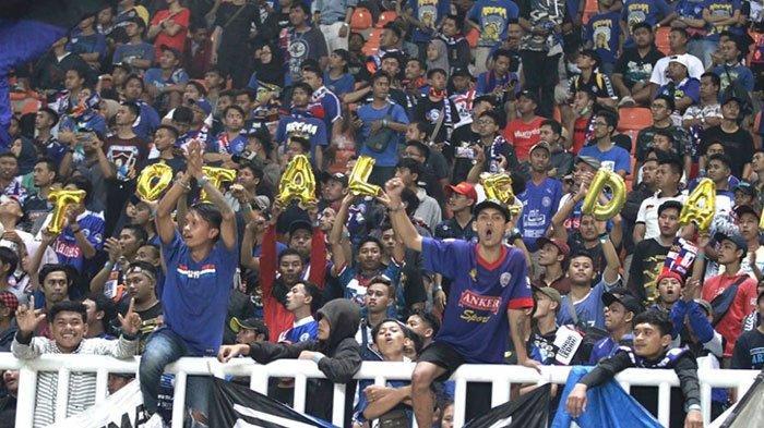 Arema FC Dijatuhi Denda Rp 100 Juta, Aremania Jalur Gaza : Fanatik Boleh Tapi Jangan Kebablasan