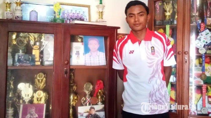 Atlet Berprestasi Asal Sampang Berlaga di Ajang Internasional SEA Games 2019 untuk Membela Indonesia