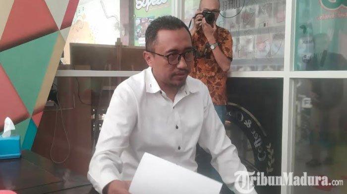 DirutJatim Expo Minta Maaf, BerharapPasar Seni Lukis Indonesia Terlaksana di JX Internasional