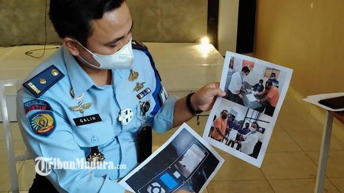 Penyelundupan Narkoba di Dalam Dubur Bikin Petugas Hampir Terkecoh, Rekaman CCTV Menguak Aksi