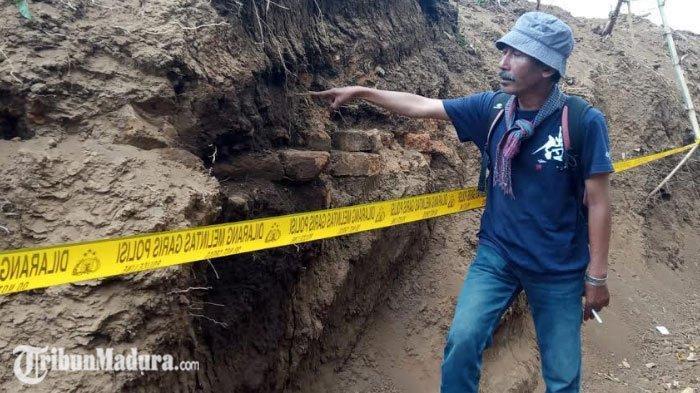 Berawal Proyek Perumahan, Warga Malah Temukan Situs Peninggalan Kerajaan Singosari Malang