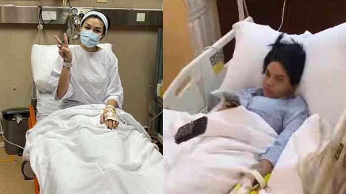 Mendadak Nikita Mirzani Dilarikan ke Rumah Sakit, Sempat Pingsan Lama, Begini Kondisi Terbarunya