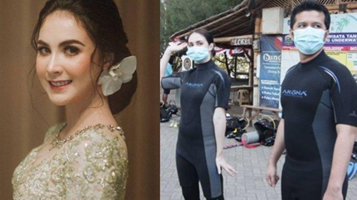 Tersorot Wajah Arumi Bachsin Tanpa Make Up saat Diving di Banyuwangi, Intip Gaya Istri Emil Dardak