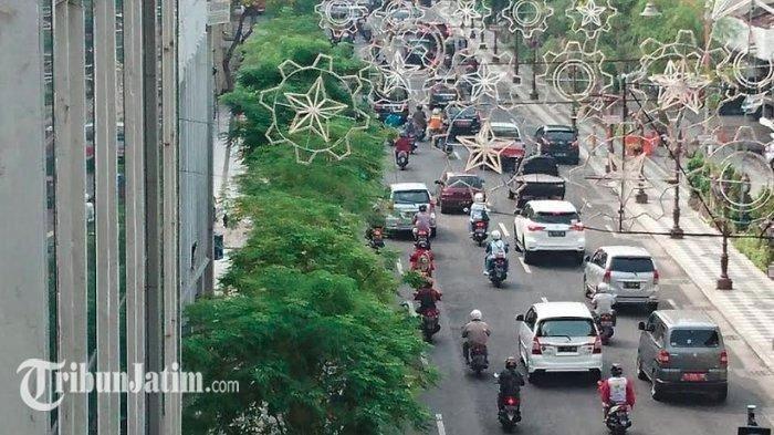 Tilang Elektronik di Surabaya Sepekan Diberlakukan, 700 Surat Pelanggaran Dikirim ke Warga