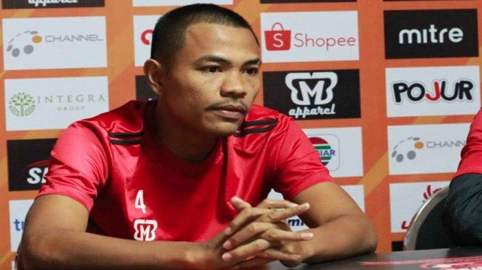 Come Back saat Jamu Bali United di Kandang, Asep Berlian Optimis Madura United Putus Catatan Negatif