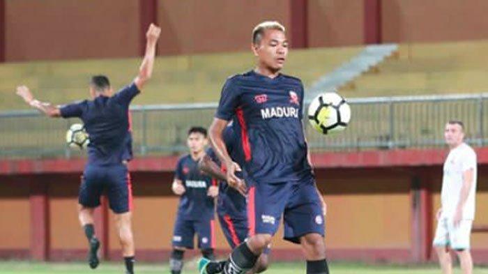 Asep Berlian Sebut 2019 JadiMusim Terberatnya saat Bela Madura United, Singgung soal Jadwal Main