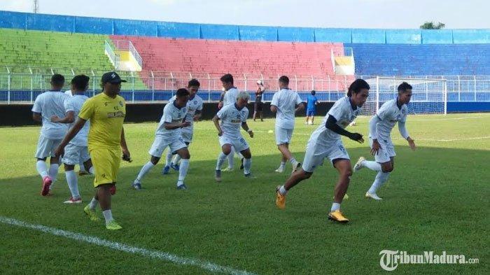 Ikut Latihan Perdana, Bruno Smith Akui Senang Suasana Tim Arema FC, Janji Berikan yang Terbaik
