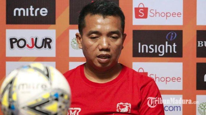 Derby Suramadu Madura United Vs Persebaya,Rasiman Prediksi Laga Home Terakhir Liga 1 2019 Tak Mudah