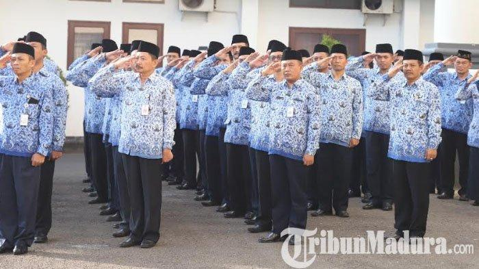 Absen Kerja Tanpa Keterangan, Belasan ASN Pemkot Surabaya Terancam Dapat Sanksi Ringan hingga Berat