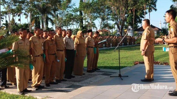 Ratusan ASN di Kabupaten Sampang Pensiun Tahun ini, Uang Pensiunan Diberikan Sesuai Jabatan Kerja