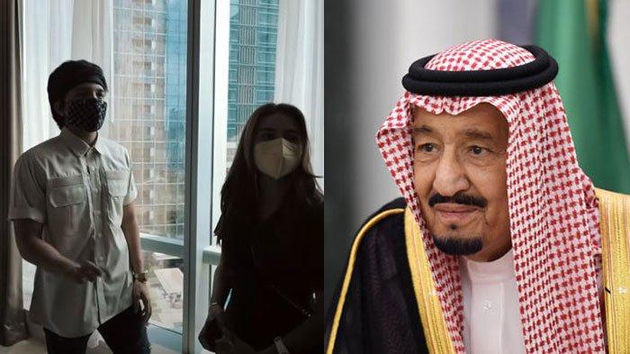 Malam Pertama Atta Halilintar dan Aurel Hermansyah Tempati Kamar Bekas Raja Salman, Harganya?