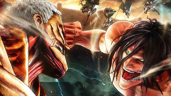 Link Nonton Attack on Titan Season 4 Episode 5 atau Shingeki no Kyojin, Pertemuan Eren dan Reiner