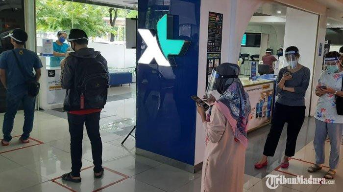 Ini AlasanManajemen Mall Plaza Marina Surabaya Wajibkan Pengunjung dan Karyawan Pakai Face Shield