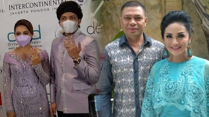 Peran Besar Raul Lemos dalam Prosesi Pernikahan Aurel dan Atta, Krisdayanti Ungkap Andil Suami