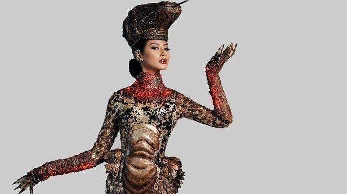 Profil Ayu Maulida, Wakil Indonesia Top 21 Miss Universe 2020, Lulusan Sarjana Hukum dengan Cumlaude