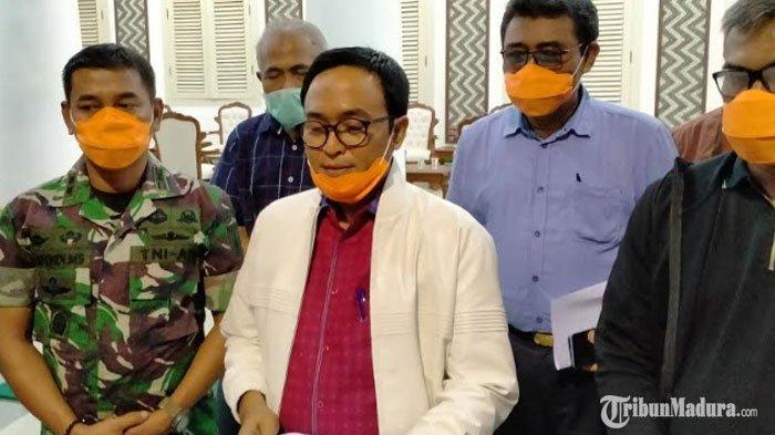 Pasien AnakRSUD Dr H Slamet Martodirdjo Pamekasan Positif Virus Corona, Ini Riwayat Perjalanannya
