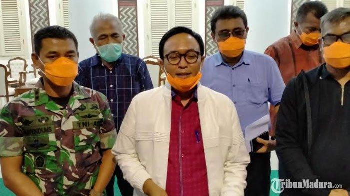Kasus Pertama Virus Corona di Madura Pernah Dirawat diRSUD Dr H Slamet Martodirdjo Pamekasan