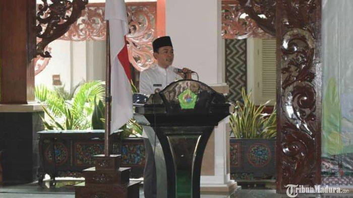Bupati Pamekasan Ajak ASN, TNI dan Polri Muslim untuk Salat Berjamaah dan Tepat Waktu