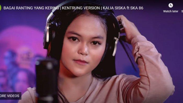 Download Lagu MP3 Bagai Ranting yang Kering versi Cover Kalia Siska feat Ska 86, Viral di TikTok