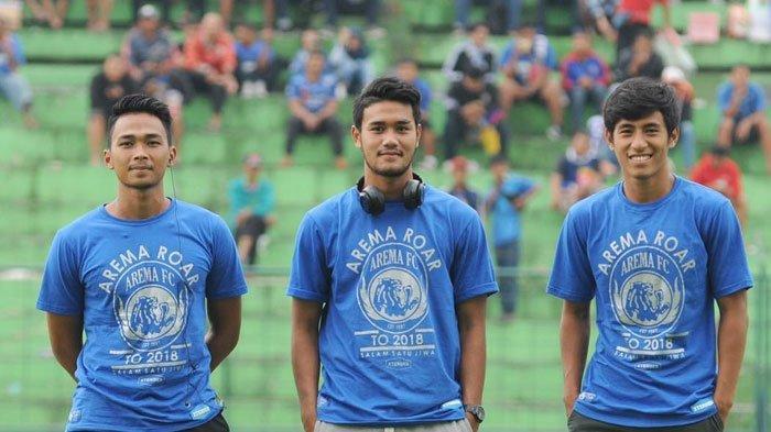 Arema FC Tunggu Surat PSSI untuk Mainkan M Rafli dan Bagas Adi Nugroho di Piala Gubernur Jatim 2020