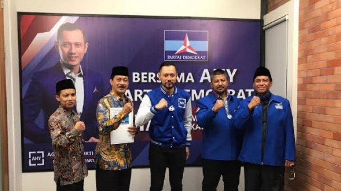 BREAKING NEWS: Fattah Jasin - Muhammad Ali Fikri Dapat Rekom DPP Partai Demokrat di Pilkada Sumenep