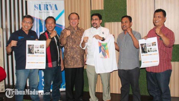 Ada Sosok Personel KPK yang Akan Dampingi Machfud Arifin Maju di Pilkada Surabaya 2020