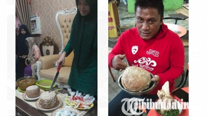 Kuliner di Sumenep, Nikmatnya Bakso Lava, Cukup Satu Pentol Saja Bisa Dimakan Untuk 15 Orang