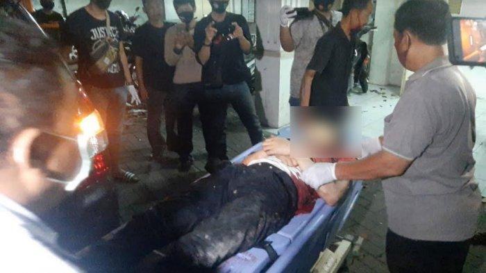 Melawan Petugas, Gembong Narkoba di Madura Ditembak Mati Satresnarkoba Polrestabes Surabaya