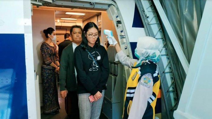BREAKING NEWS - Cegah Corona Masuk Jatim, Bandara Juanda Perketat Pengawasan