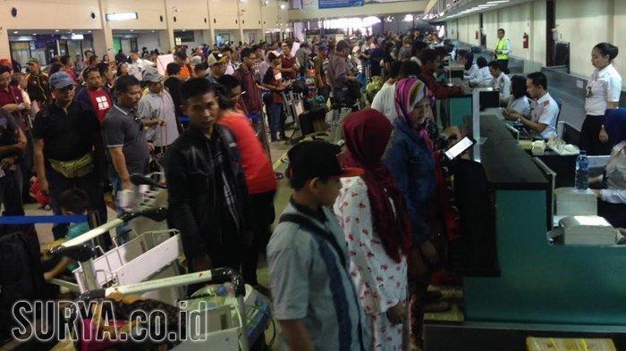 IsuCacar Monyet,Pengawasan Kedatangan Pengunjung Bandara Juanda dan Tanjung Perak Diperketat